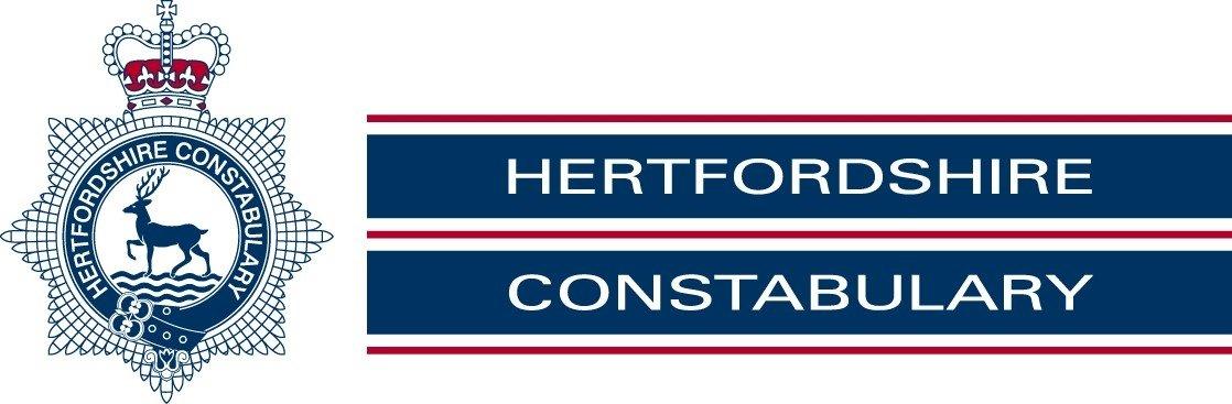 Hertfordshire Constabulary Colour